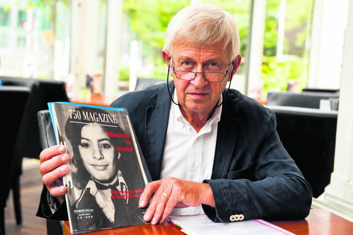 De koffermoord bleef Leen Diepstraten, die het onderzoek destijds leidde, tot op de dag van vandaag bij. foto Carl Mureau