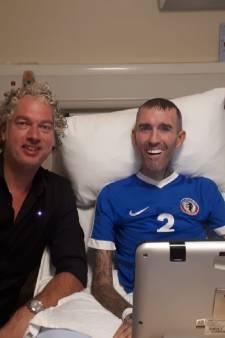 Zwolse biograaf Vincent de Vries: 'Fernando Ricksen vocht voor z'n leven na blunder in ziekenhuis'