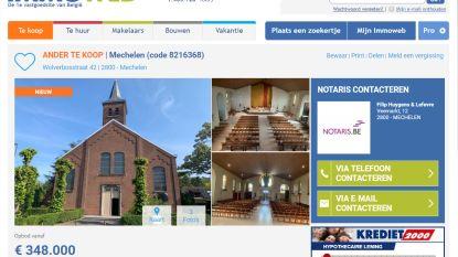 Kerk Battel staat te koop, bieden kan tot eind augustus: gemeenschapsfunctie belangrijker dan verkoopsprijs