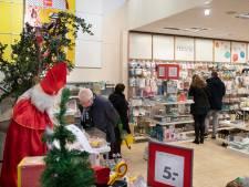 Sint-koopzondag is 'rustdag' in winkelcentrum Wijchen