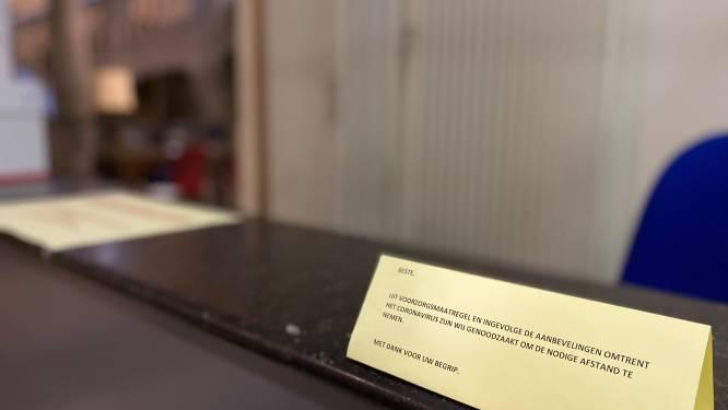 CORONA: Rechtbank in Mechelen neemt maatregelen: griffie sluit deuren, zittingen gaan wel door, maar in grotere ruimtes