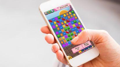 Na meer dan 2.000 (!) levels: Belg speelt Candy Crush uit