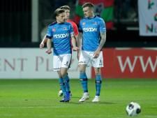 Helmond Sport bezwijkt onder de druk van NEC en lijdt 22ste nederlaag