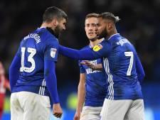 Bacuna grijpt ploeggenoot Cardiff City bij de keel na nederlaag