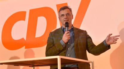 """Nieuwe CD&V-voorzitter Coens kan geen havenbaas meer zijn: """"We zoeken een opvolger"""""""