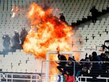 UEFA buigt zich over rellen AEK - Ajax