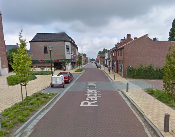 Rapenburg in Vogelwaarde.