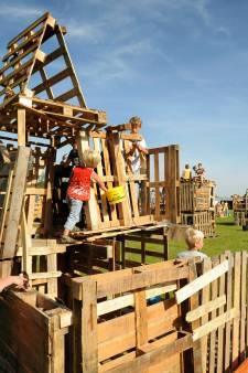 Huttenbouw in Ewijk gaat door