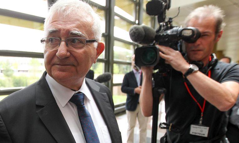 Voormalige Eurocommissaris John Dalli. Beeld epa