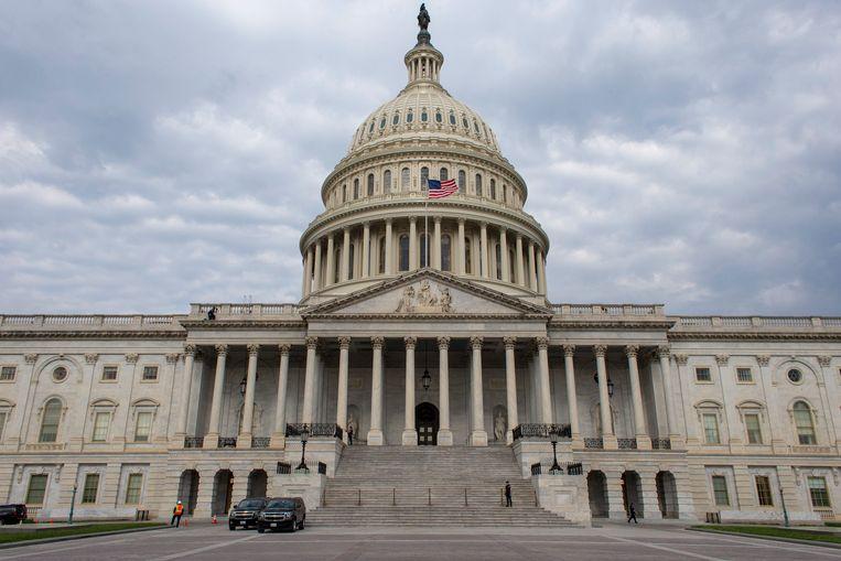 Het Amerikaanse Capitool.