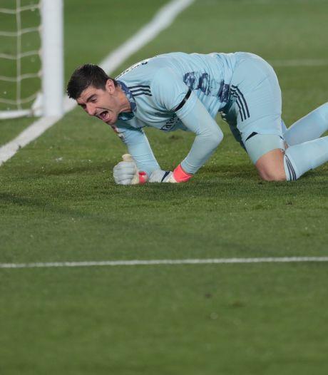 Real Madrid in eigen huis te kijk gezet: Alavés wint na enorme blunder Courtois