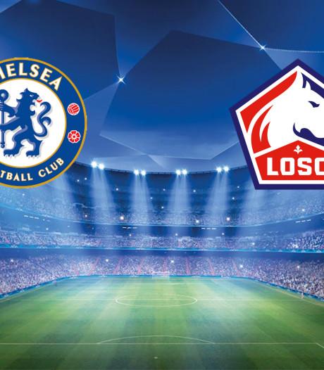 Chelsea bij zege op Lille zeker van knock-outfase