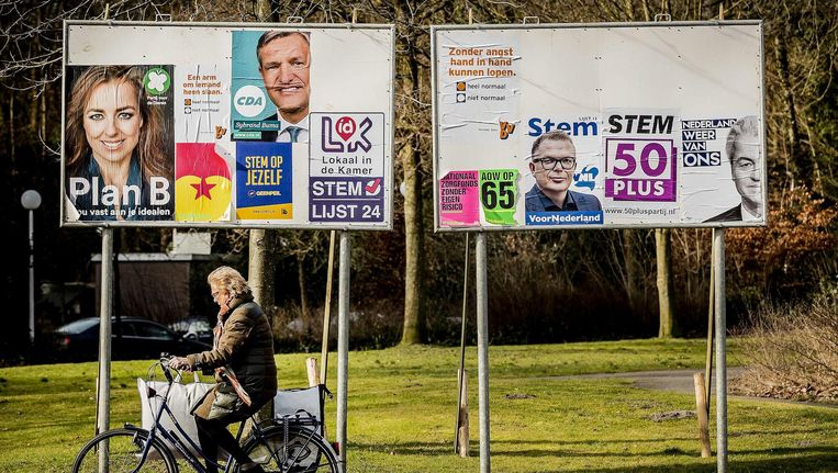 Is Nederland klaar voor de verkiezingen van 2017? Beeld ANP