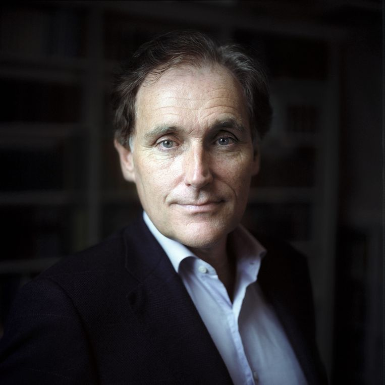Schrijver Arthur Japin in 2010. Beeld Joost van den Broek / de Volkskrant