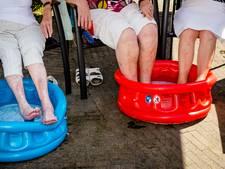 Vanaf morgen hitteplan voor heel Nederland, ook Rijkswaterstaat neemt maatregelen