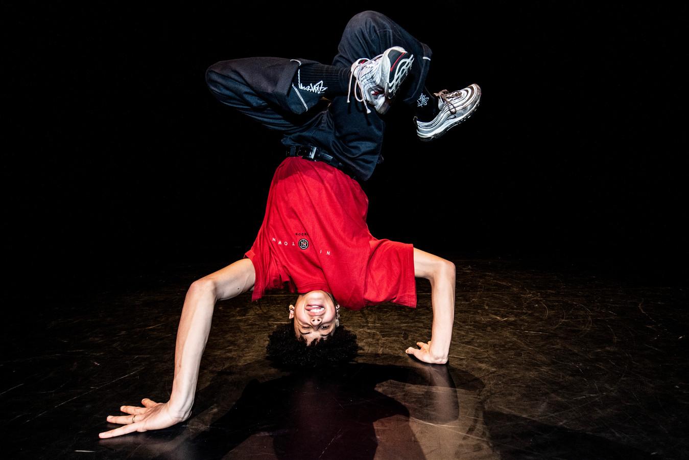 Breakdancer Shinshan.