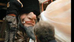 """Opnieuw Joodse koppen op Aalst Carnaval: """"Maar wie erover gaat, vliegt uit de stoet"""""""