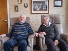Platina paar leeft nog zelfstandig in Arnemuiden