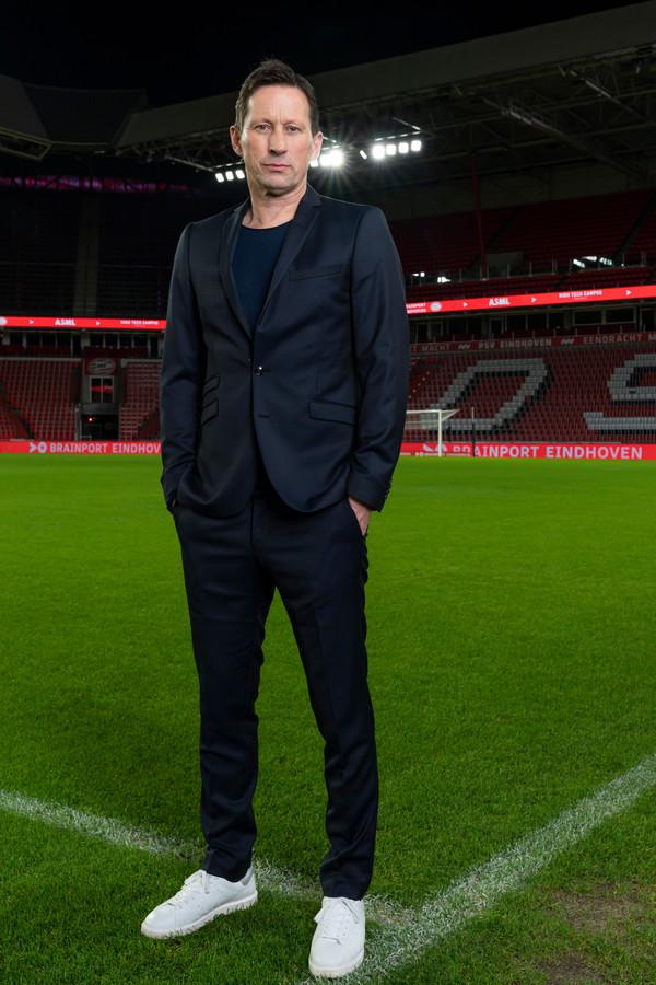 Roger Schmidt wordt de nieuwe trainer van PSV.