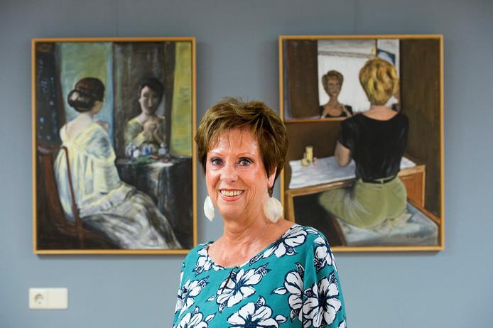 Ria Kulsen exposeert in het Amphia en restaurant La Cantina.