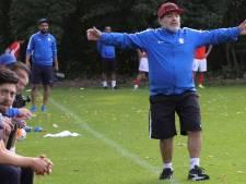 Mierlo mist Maradona (niet)