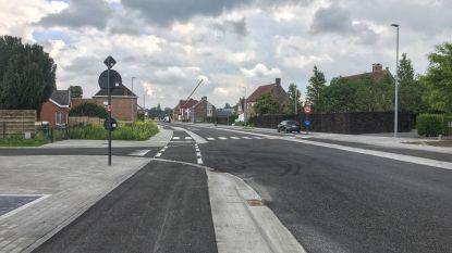 Proosdijstraat na meer dan een jaar werken opnieuw opengesteld voor het verkeer