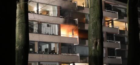 Dode bij brand in appartementencomplex in Soest