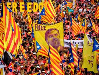 Spaans Hooggerechtshof trekt gedeeltelijke vrijheid van Catalaanse gedetineerden in