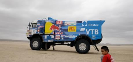 Uitslagen Dakar Rally, etappe 9: De Rooy kan zich niet in spannende strijd mengen