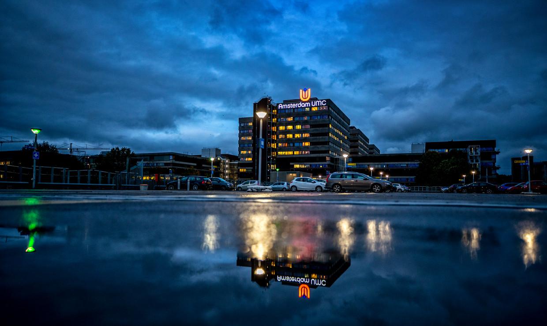 Het Amsterdam UMC. Beeld Raymond Rutting / de Volkskrant