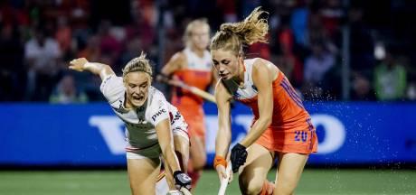 Eindhovense hockeyster Laura Nunnink valt vanwege blessure af bij Oranje