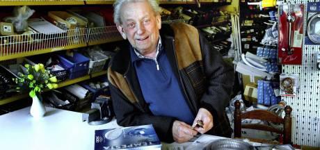 Oer-Gestelnaar Marinus van Hout (81) overleden