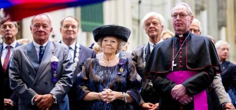 Broederschap trakteert prinses Beatrix op uniek jubileumconcert