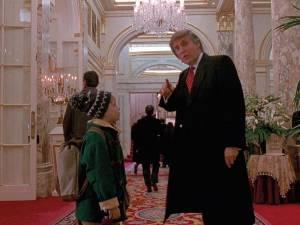 "Macaulay Culkin d'accord pour supprimer Trump de ""Maman, j'ai encore raté l'avion"""