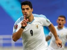 Testé positif, Luis Suarez manquera le choc contre le Brésil