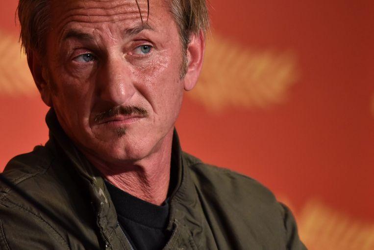 Sean Penn.