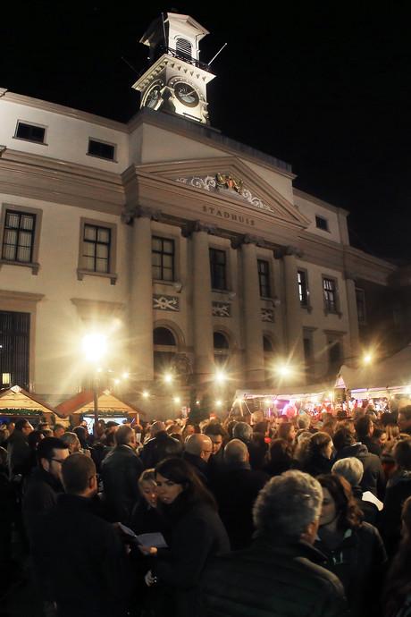 Kerstmarkt breidt uit: feestelijke entree op het Bagijnhof