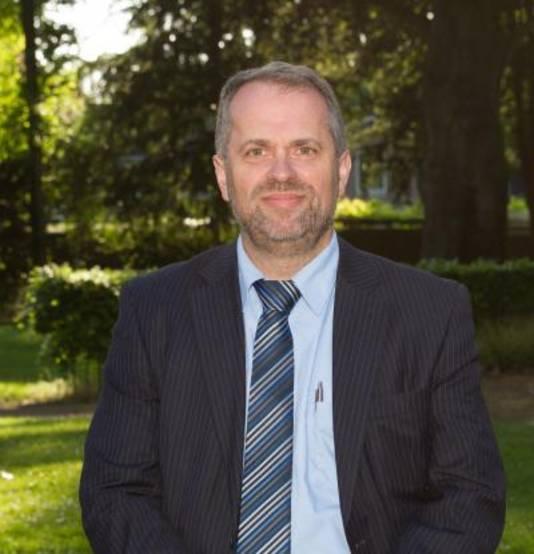 Gert Logt van Voor De Gemeenschap in Halderberge.