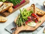 Wat Eten We Vandaag: Gravad lax met groene asperges