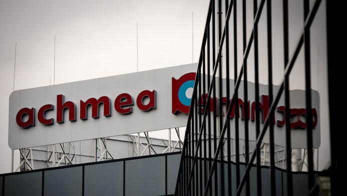 Exterieur van het hoofdkantoor van Achmea.