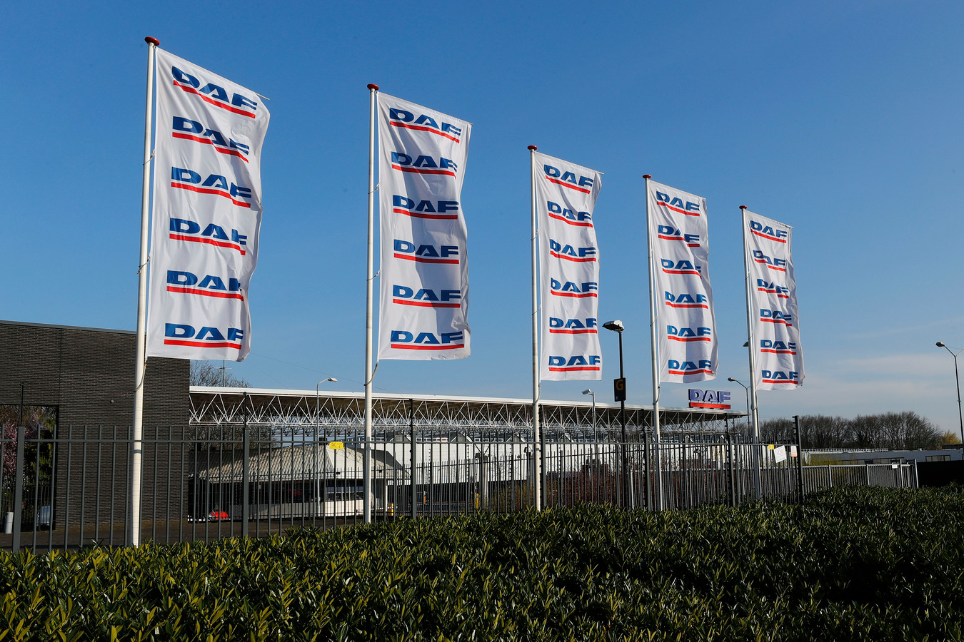DAF in Eindhoven