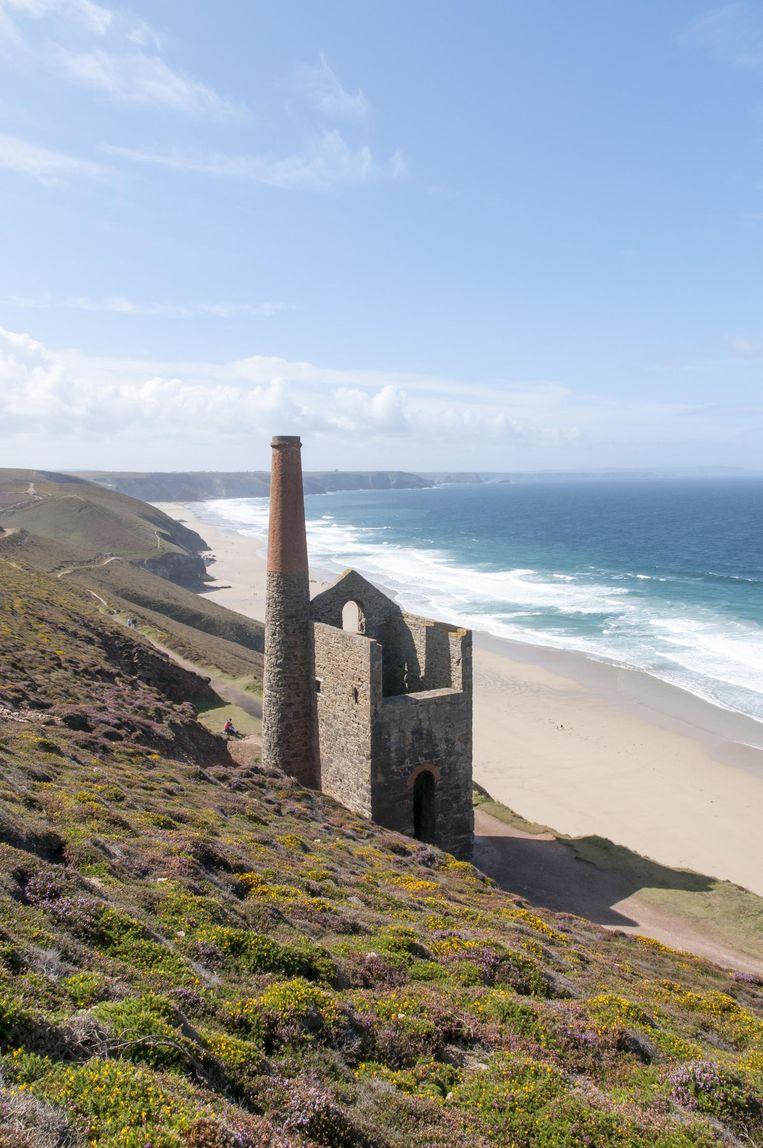 Ross Poldark, de archetypische Cornishman. Beeld Matthew Jessop / Visit Cornwall