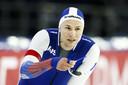 Pavel Koelizjnikov is de koning van de sprint dit weekend.