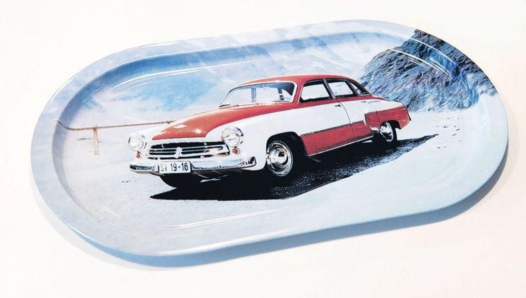 Willem Gomes heeft over alles een mening: de maatschappij, auto's, kunst, gezondheid Beeld Olaf Koens