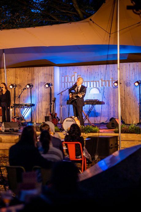 Organisatie concertreeks 'In De Museumtuin' denkt na over wintereditie