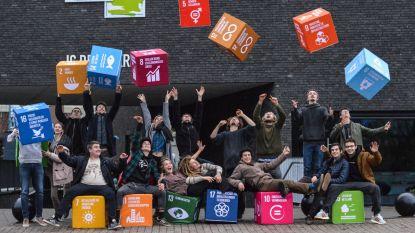 Jongeren brainstormen om het klimaat te redden: app tegen voedselverspilling en KIM-campagne