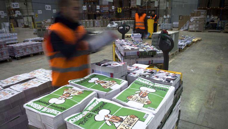 Na de dodelijke aanslag op de redactie nam de belangstelling voor Charlie Hebdo sterk toe.