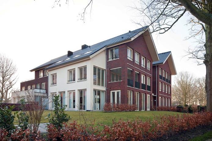 Residentie Buitenlust in Oostvoorne.