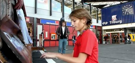 NS na jaren overstag, tóch piano op station Tilburg: 'Cadeautje voor na corona'