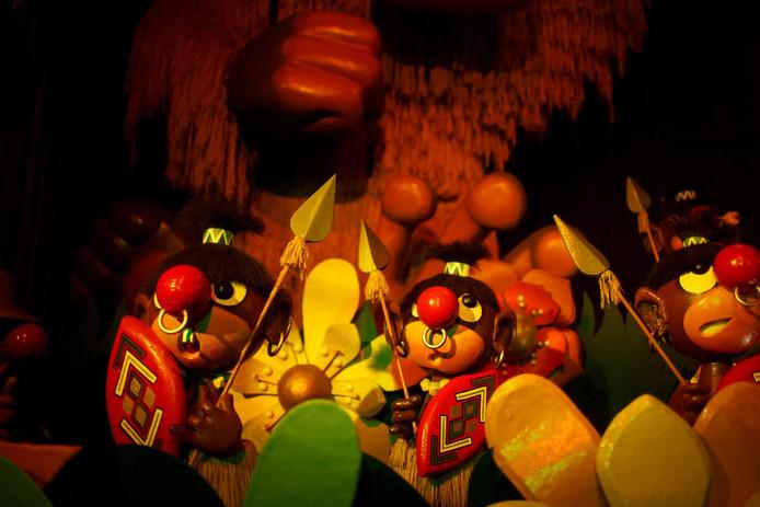 Carnaval Festival in de Efteling.